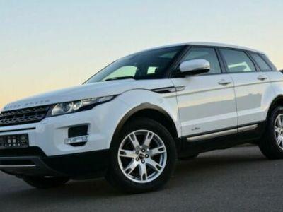 gebraucht Land Rover Range Rover evoque TD4 Aut.*PURE*PANORAMA*LEDER*