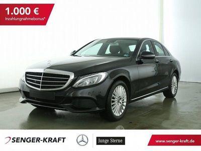 used Mercedes C220 9G-TRONIC+GLAS-SCHIEBEDACH+NAVI+SITZH+LED
