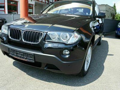 gebraucht BMW X3 2.0d/X-Drive/Comfort- Plus/Xenon/Automatik