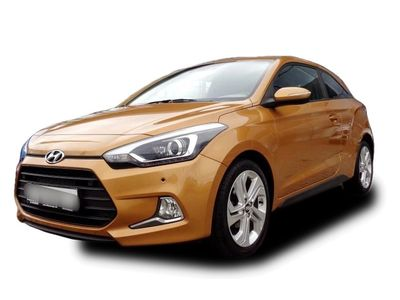 gebraucht Hyundai Coupé i201.4 Style, Klimaautomatik, Sitzheizung