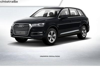 gebraucht Audi Q7 50 TDI qu. S line Assistenz Standhz. Pano MatrixLED HUD BOSE 21Zoll Anhängerassistent tiptronic
