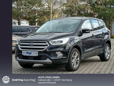 gebraucht Ford Kuga 1.5 EcoBoost 4x4 Aut. Titanium 129 kW, 5-türi