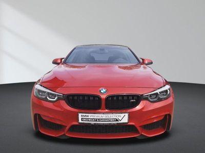 gebraucht BMW M4 Coupé DKG M Driver's Package M Competition
