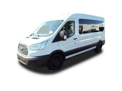 gebraucht Ford Transit 350 L3 H2 Kombi Trend 125 kW Automatik Front
