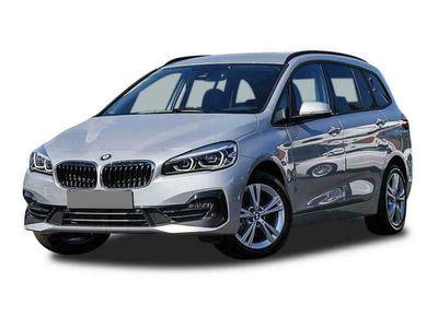 gebraucht BMW 218 Gran Tourer 218 i Sport Line mon. 299- ohne Anz. DAB LED RFK Navi