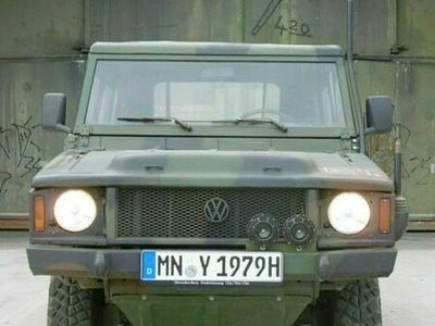 gebraucht VW Iltis VW183 Bundeswehr mit Funk