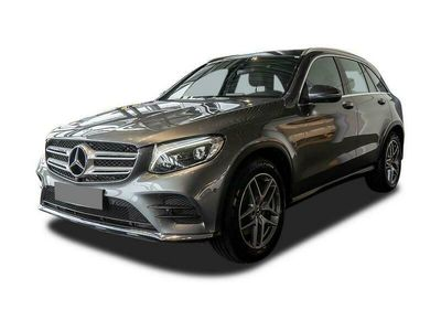 gebraucht Mercedes GLC350 d 4M AMG Line Airmatik LED+ Navi Kamera