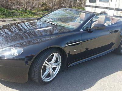 gebraucht Aston Martin V8 Vantage Roadster Schaltgetriebe