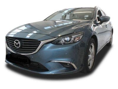 gebraucht Mazda 6 2.2 Diesel