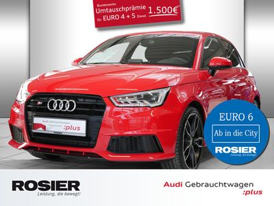 used Audi S1 Sportback S1 Sportback 2.0 TFSI quattro 170 kW (231 PS) 6-Gang