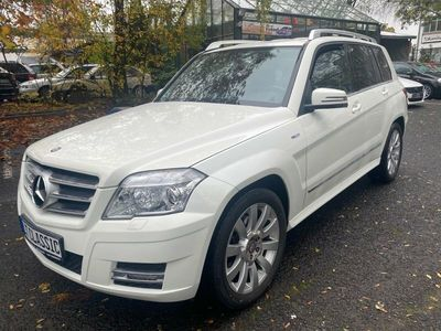 gebraucht Mercedes GLK220 GLK 220CDI BlueEFFICIENCY