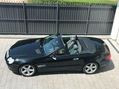 gebraucht Mercedes SL500 7G-TRONIC Leder und Navi