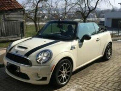 gebraucht Mini Cooper S Cabriolet 8-fach, Bi Xenon, SHZ ....