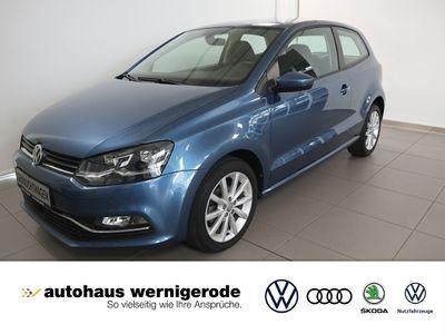 gebraucht VW Polo 1.2 TSI *Highline *DSG *LED *GRA KLIMA LED -