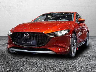 gebraucht Mazda 3 GT X180 NAVI Klima LMF AdaptVollLED DAB HUD...
