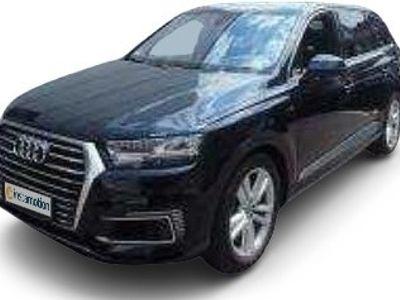 gebraucht Audi Q7 Q7e-tron TDI Q S LINE ST.HEIZ PANO BOSE HuD MATRIX