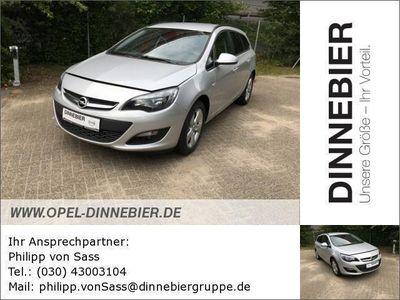 gebraucht Opel Astra Style Gebrauchtwagen, bei Autohaus Dinnebier GmbH