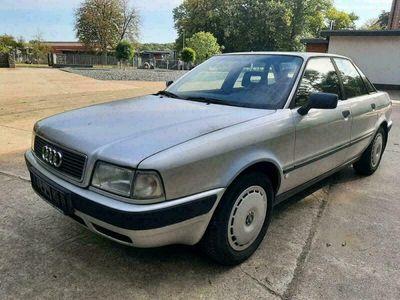 gebraucht Audi 80 2.0 - TÜV bis 02/2022, 2.Hand