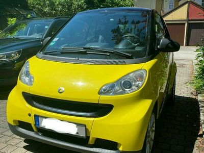 gebraucht Smart ForTwo Coupé Softouch Passion