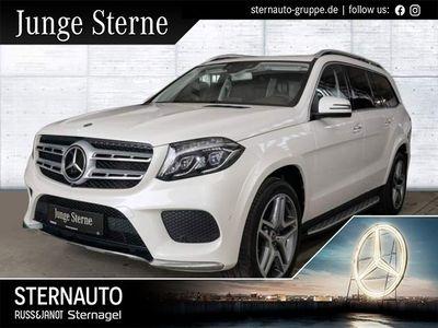 gebraucht Mercedes GLS400 4M AMG COMAND ILS DISTRONIC KEYLESS-GO