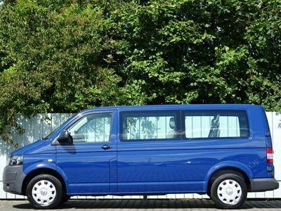 usado VW Shuttle T52.0 TDi Lang 8+1 Sitzer Klima Eu