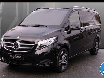 gebraucht Mercedes V250 d AVANTGARDE EDITION Lang Klima+COMAND+LED
