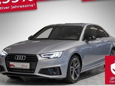 gebraucht Audi A4 Limousine Sport 40 TFSI S tronic S line