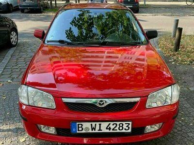 gebraucht Mazda 323F 1.5 Exclusive Klima* Allwetterreifen*