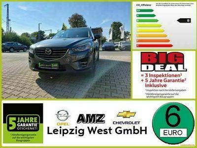gebraucht Mazda CX-5 2.2 SKYACTIV-D Nakama Intense AWD *Schiebedach*St