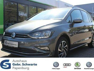 gebraucht VW Golf Sportsvan 1,0 TSI DSG Comfortline Navigation