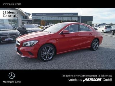 gebraucht Mercedes CLA200 d 4M Coupé Urban+Business-Paket+Chrom-P.