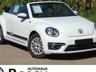 gebraucht VW Beetle Cabriolet 1.2 TSI Sound Anschlussgarantie