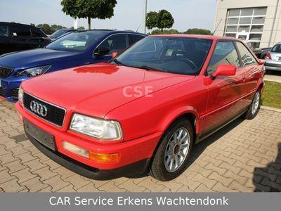 gebraucht Audi Coupé 2.0 Auto Schiebedach EFH Sammler
