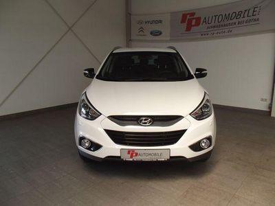 gebraucht Hyundai ix35 2.0 CRDi Style 4WD