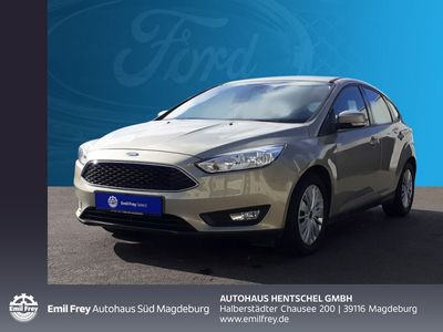gebraucht Ford Focus 1.5 EcoBoost Business Edition NAVI PDC