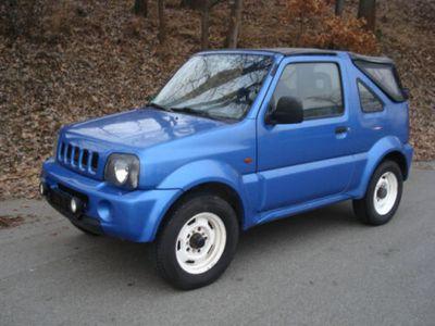 używany Suzuki Jimny 1.3 4x4 Cabrio