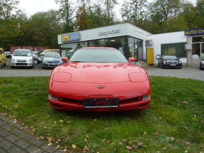 gebraucht Corvette C5 Targa Automatik Deutsche Erstauslieferung