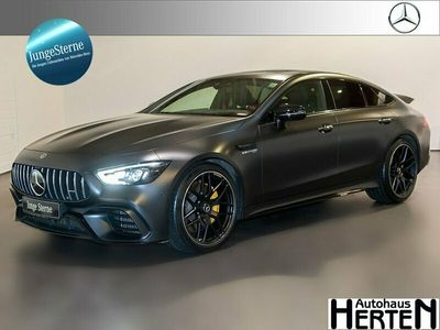 gebraucht Mercedes S63 AMG Mercedes-AMG GT4MATIC+
