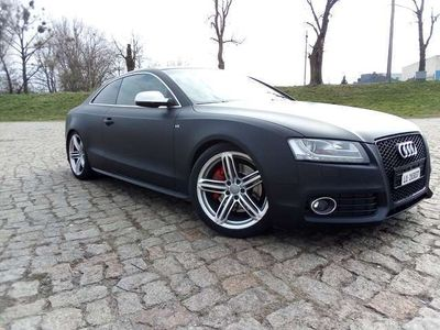 gebraucht Audi RS5 S5Pack Manual B&O Black Beast MATT