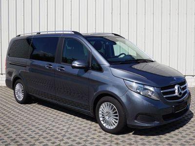gebraucht Mercedes V220 CDI EDITION lang Navi Standh. 7 Sitze