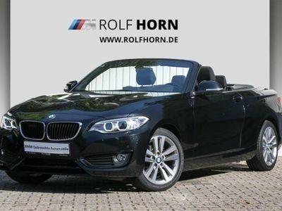 käytetty BMW 218 d Cabrio Advantage