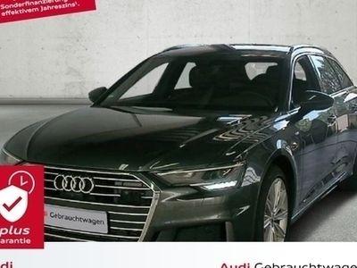 gebraucht Audi A6 Avant 45TDI qu. S line/ACC/AHK/B+O AHK Navi LED