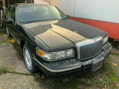 gebraucht Lincoln Town Car 1997 US 90tkm Original 4,... als Limousine in Langerfeld-Beyenburg