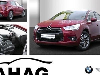 gebraucht Citroën DS4 e-HDi 110 SoChic Leder Bluetooth PDC