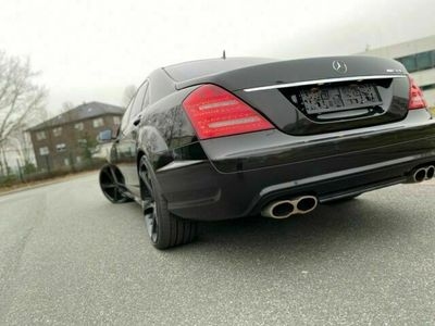 gebraucht Mercedes S500L | 7G-TRONIC | 79.540 KM | 387 PS | JAPAN als Limousine in Bremen