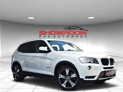 gebraucht BMW X3 xDrive20d elktr. AHK + PDC + Sportsitze+ 2.Hd