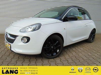 gebraucht Opel Adam 1.4 Glam Alu Klima Einparkhil Panorma