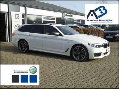 gebraucht BMW M5 d Touring xDrive*Navi*Leder*Pano*Kamera*