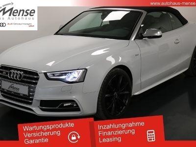 gebraucht Audi S5 Cabriolet 3.0 TFSI quattro S tronic Navi B&O
