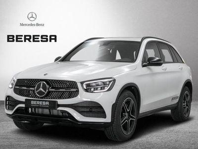 gebraucht Mercedes 200 GLC4M AMG FACELIFT Night LED AHK Kamera PDC